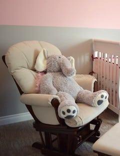Relaxsessel im Kinderzimmer